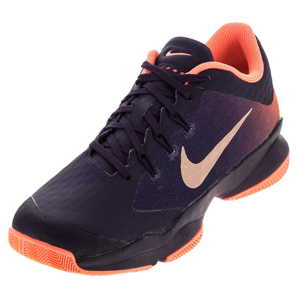 Copy of Nike Purple Tennis Shoe Product Photography