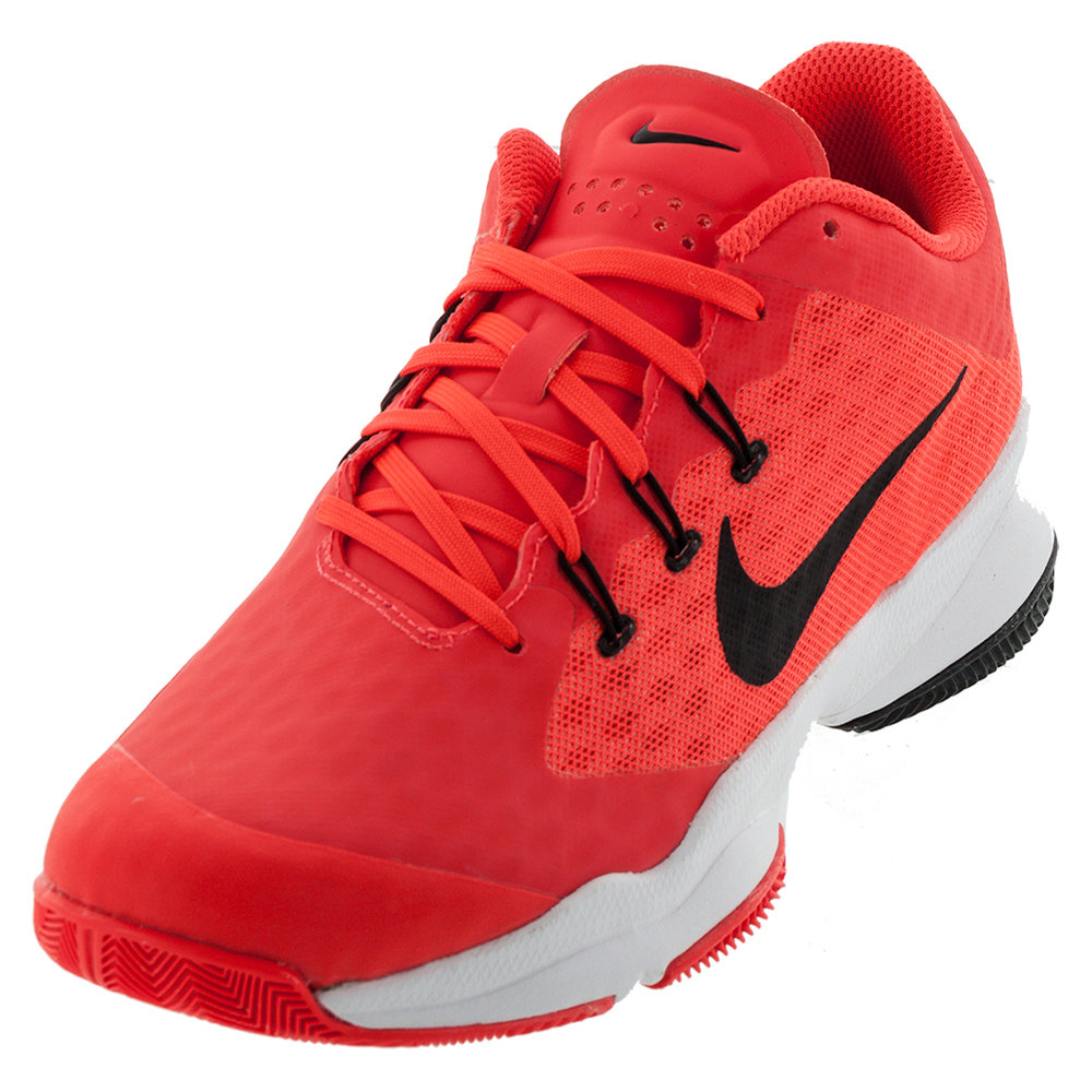 Copy of Nike Red Tennis Shoe Product Photography