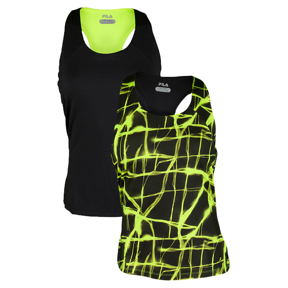 Copy of Fila Women's Sports Tank-top Product Photography