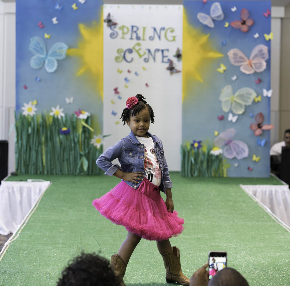 Imani School Fashion Show Houston TX