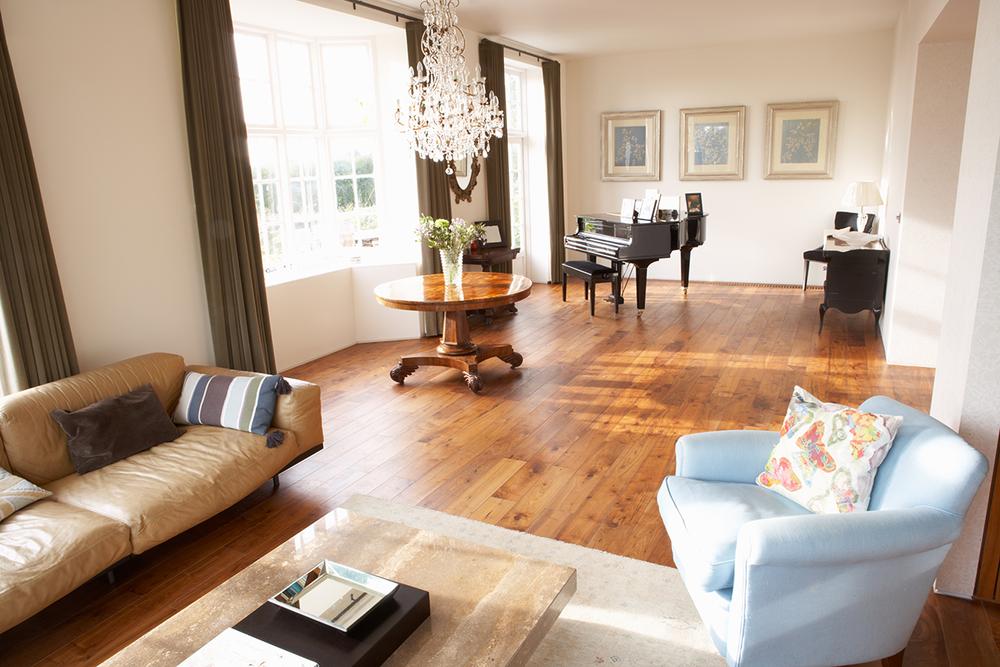 Winchester Home Interior