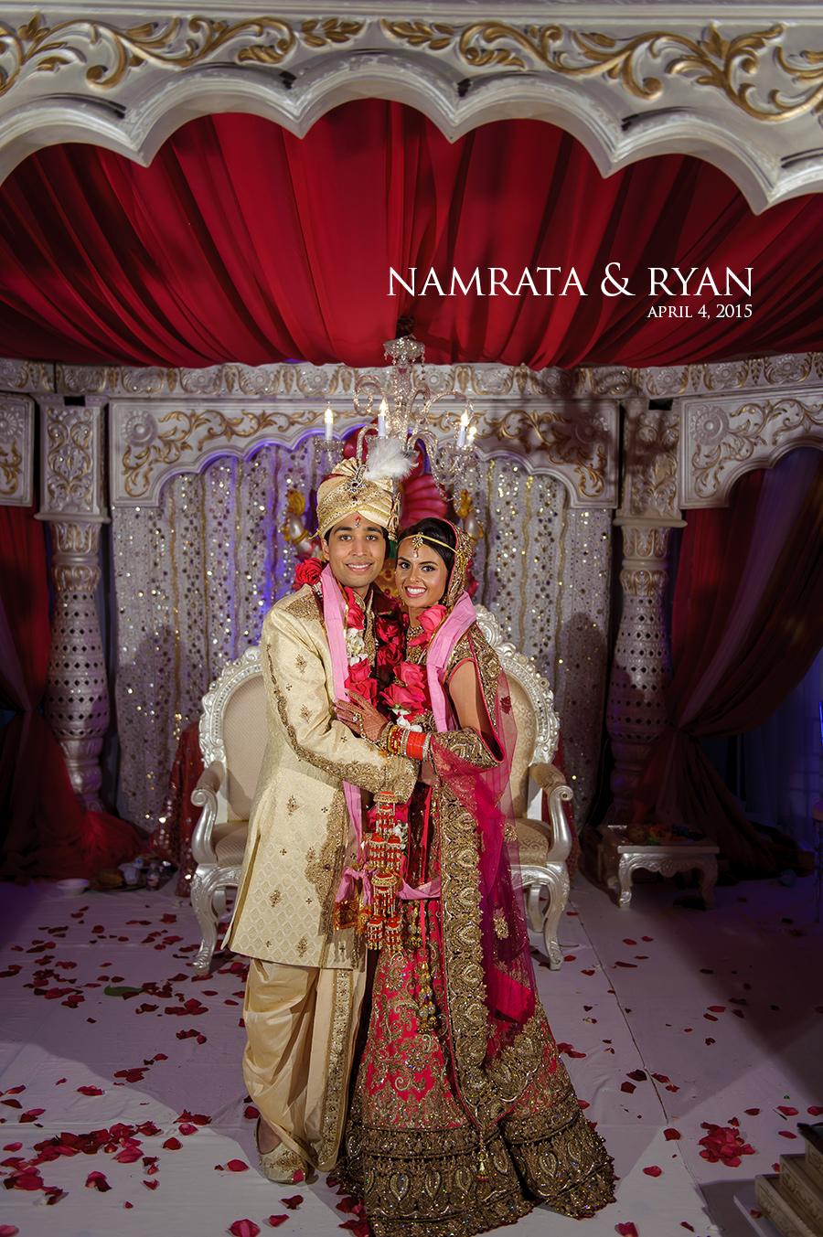 Namrata & Ryan