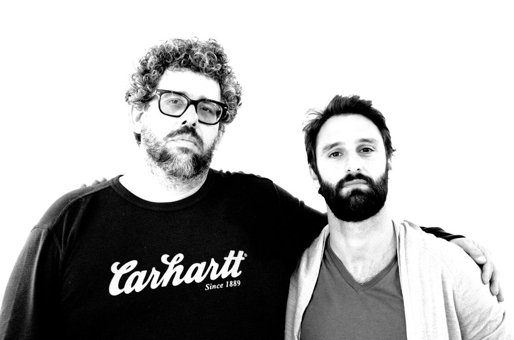 Neil LaBute and Marco Calvani