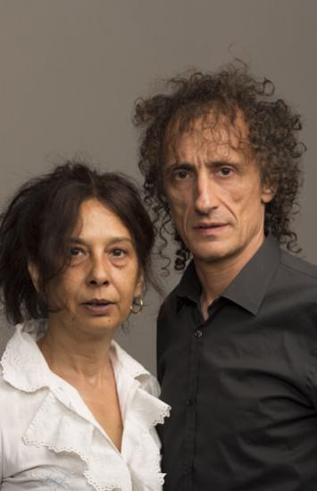 Flavia Mastrella & Antonio Rezza (ph © Giulio Mazzi)