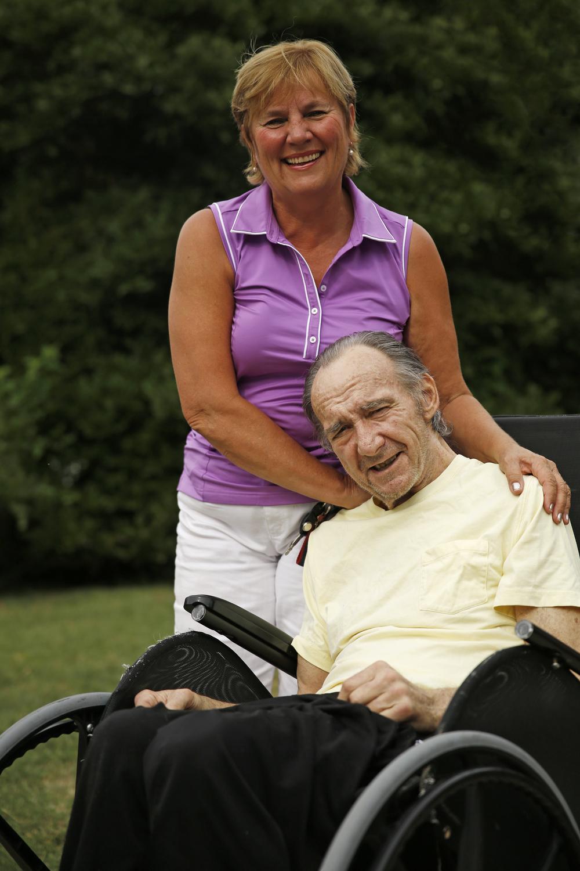 Patti and Dick Stewart