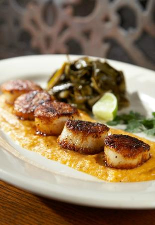 Sea Scallops at Agave (photo from Trip Advisor)