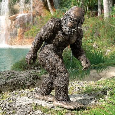 skymall bigfoot yeti statue.jpg
