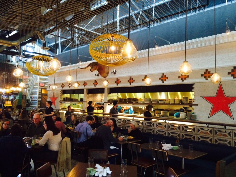 Inside view of Superica (photo from supericaatl.com)