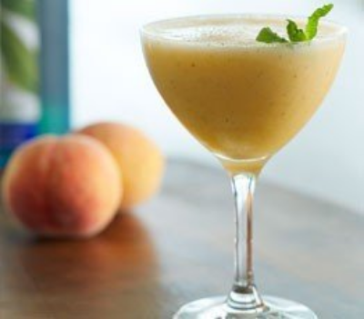 Peach Daiquiri at Polaris (Photo from hyatt.com)