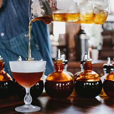 The Sazerac (photo from southernliving.com)