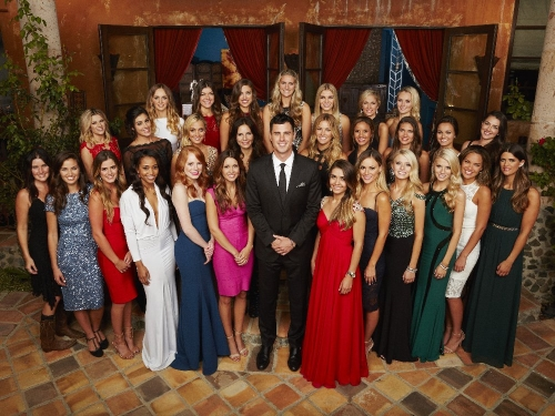 The Bachelor Season 20 cast (photo from parade.com)