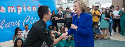 Photo from hillaryclinton.com