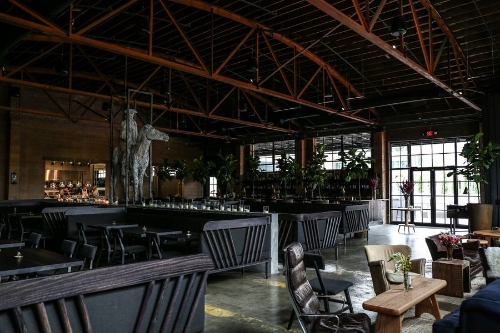 The interior of 5th and Taylor (photo from Nashville.eater.com)