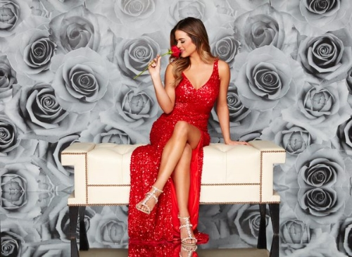 Bachelorette #12: JoJo Fletcher (Photo from Twitter/ABC)