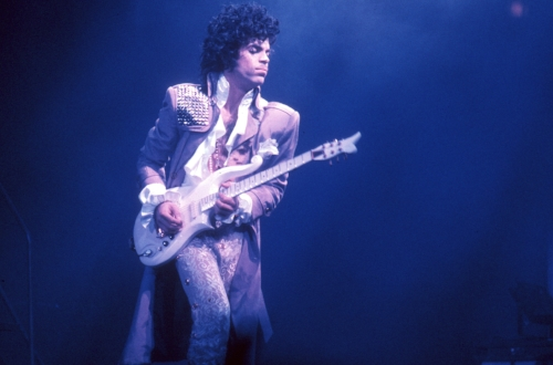 Prince, 1985 (Photo from billboard.com)