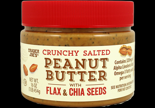 Trader Joes Peanut Butter BITNB
