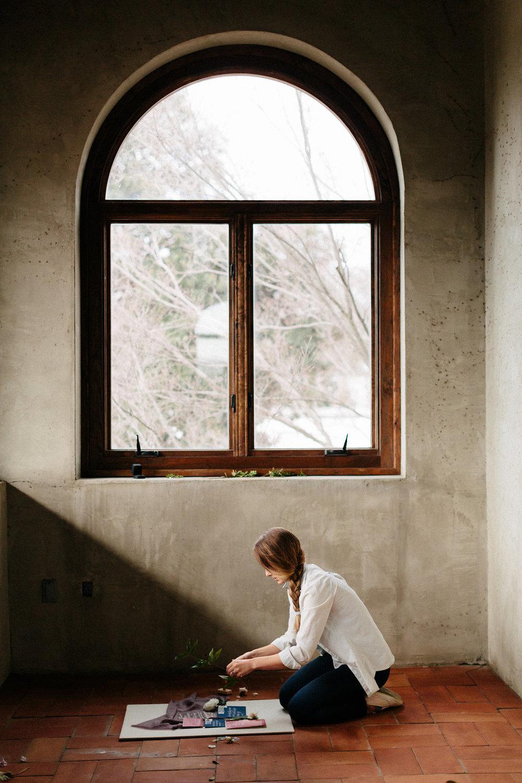 Photo taken at Summerour Studio by    Michelle Scott Photo   .