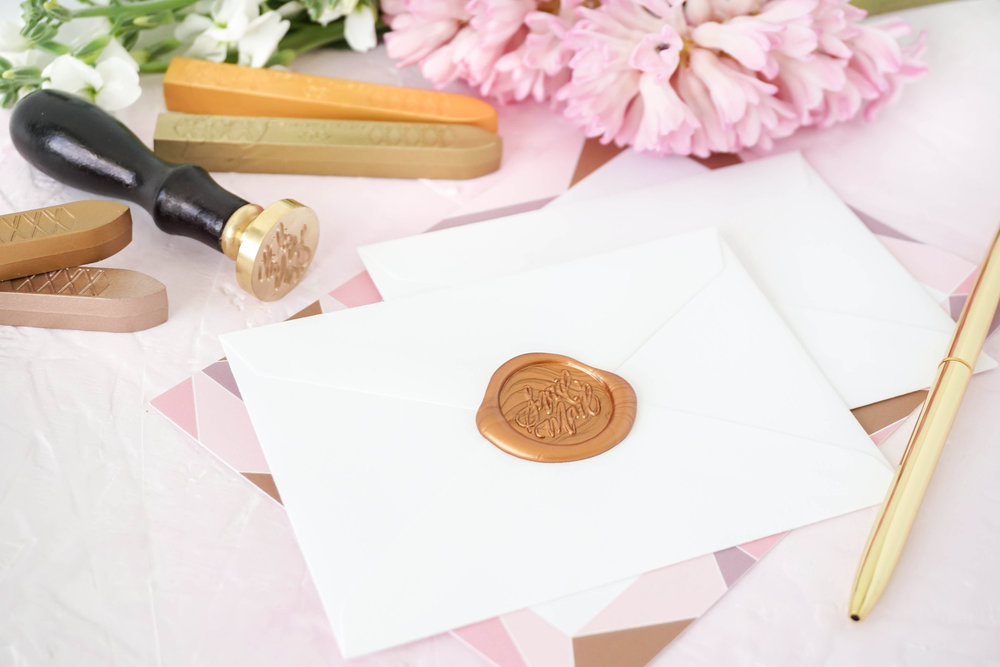 custom wax seal, custom wax seals, wax seal collection, invitation wax seal, wax stamps, wax stamp, wax stamp design, snail mail stamp, snail mail
