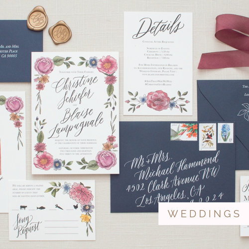 How To Fill Out A Wedding Rsvp.6 Common Questions About Wedding Rsvp Cards Elisaanne Calligraphy