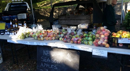 Photo sourced from  Langdale Orchards