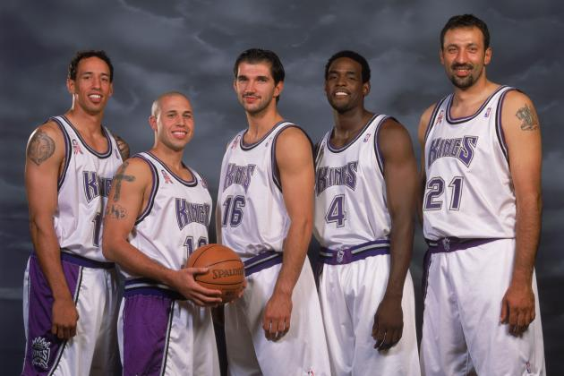 Rocky Widner/Getty Images     -    The 2001-2002 Sacramento Kings were one of the best teams to never win a championship.