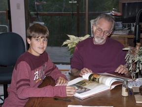 Nolan Cope - Writing  Mentor: Jay Kahn