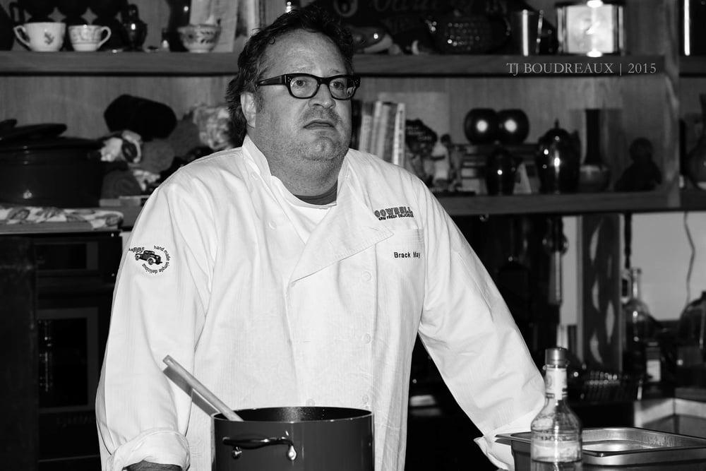 Chef Brack May