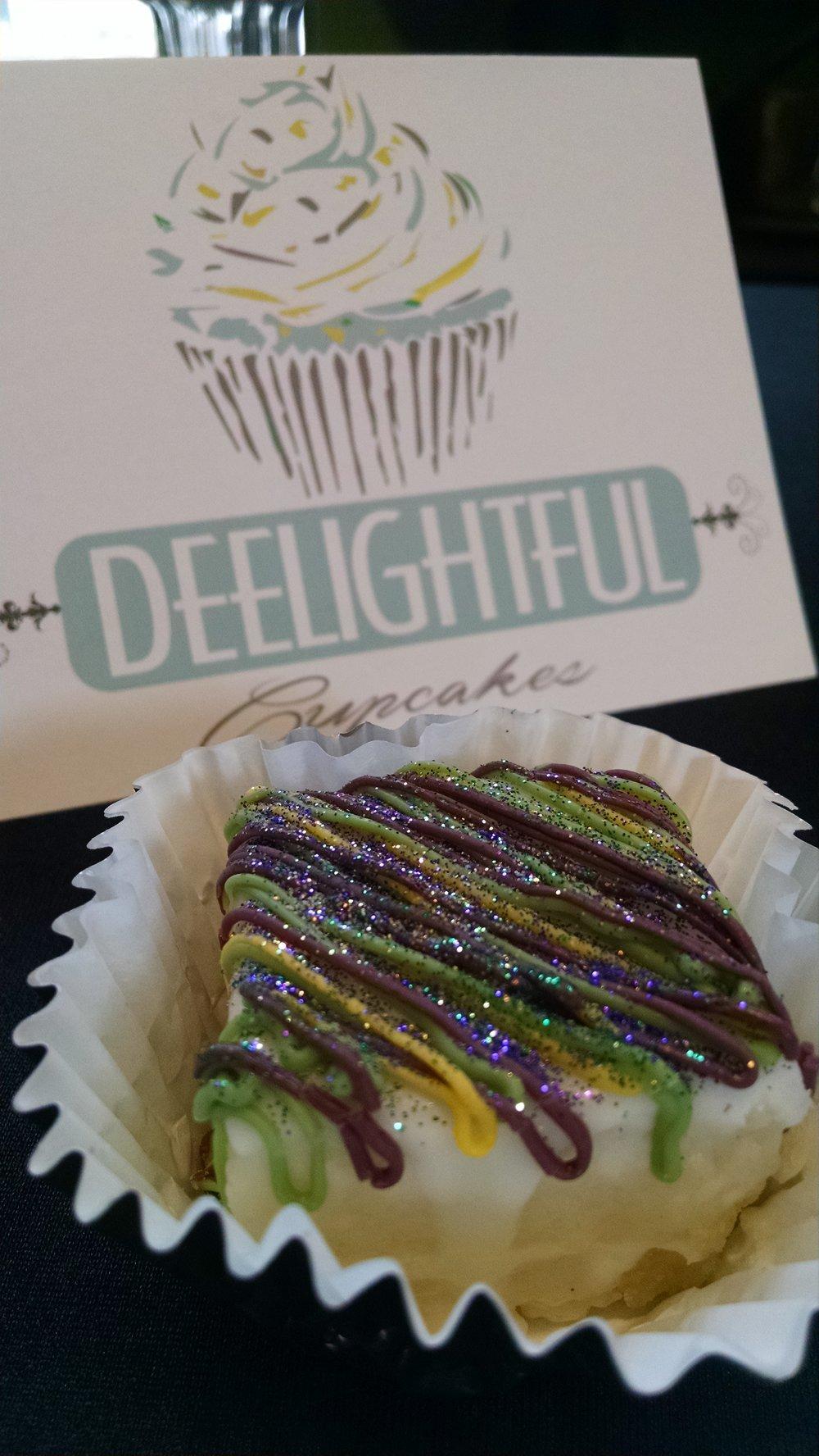 Deelightful Cupcakes 1st Place Bakery Carnival