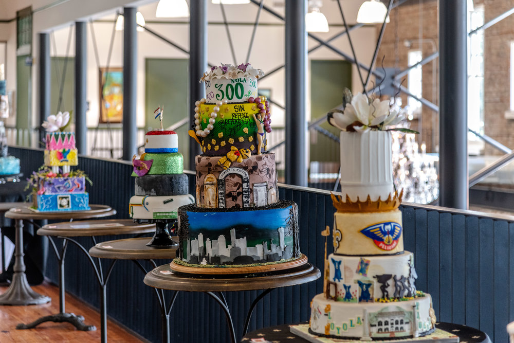 Big Top Cake Competition 2019 National Food Beverage Foundation