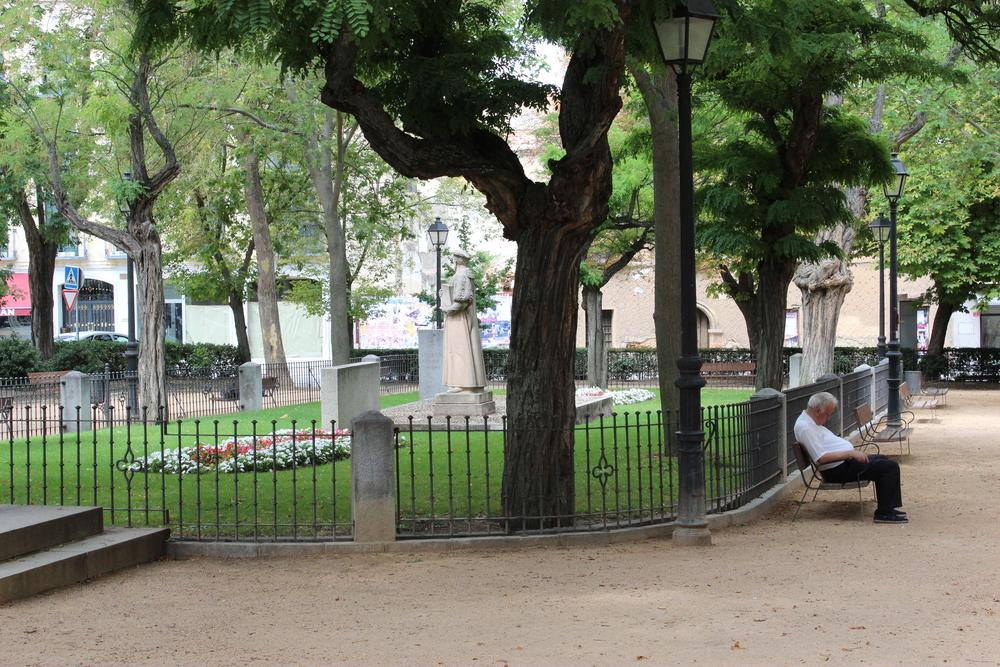 segovia park spain