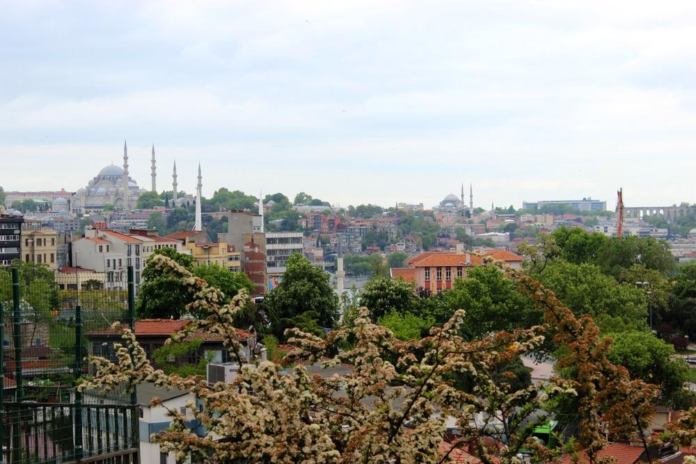 istanbul moskeijat