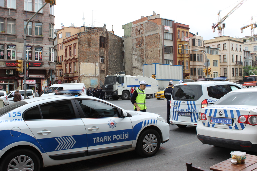 istanbul mielenosoitus