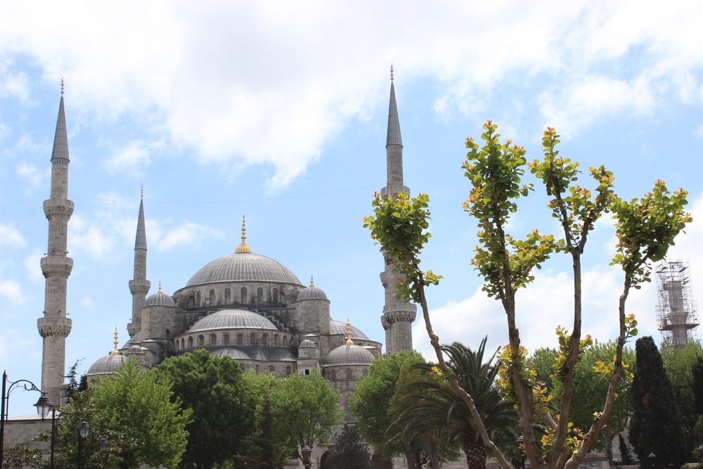 moskeija istanbul