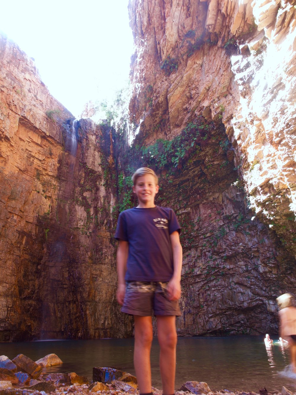 This is Emma Gorge.