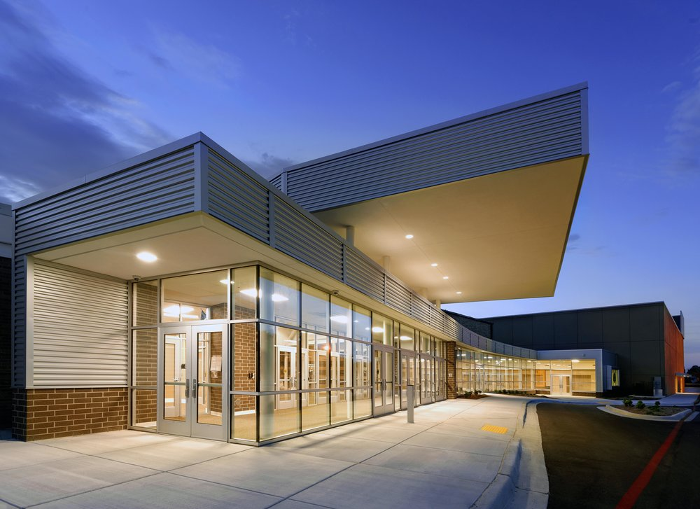 KICKAPOO HIGH SCHOOL RENOVATION PHASE II