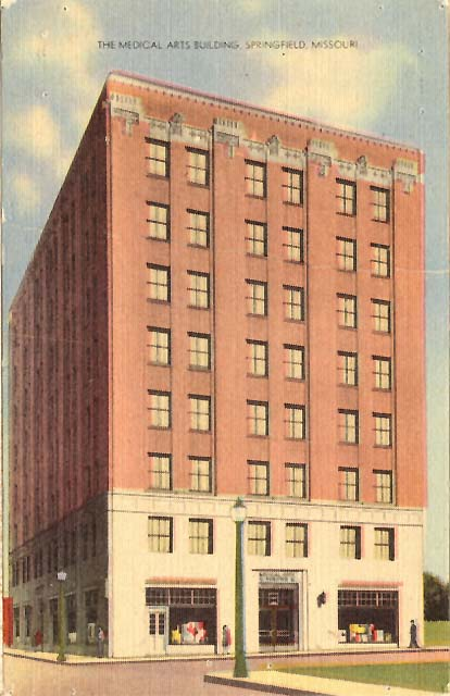 Medical Arts Building 1930