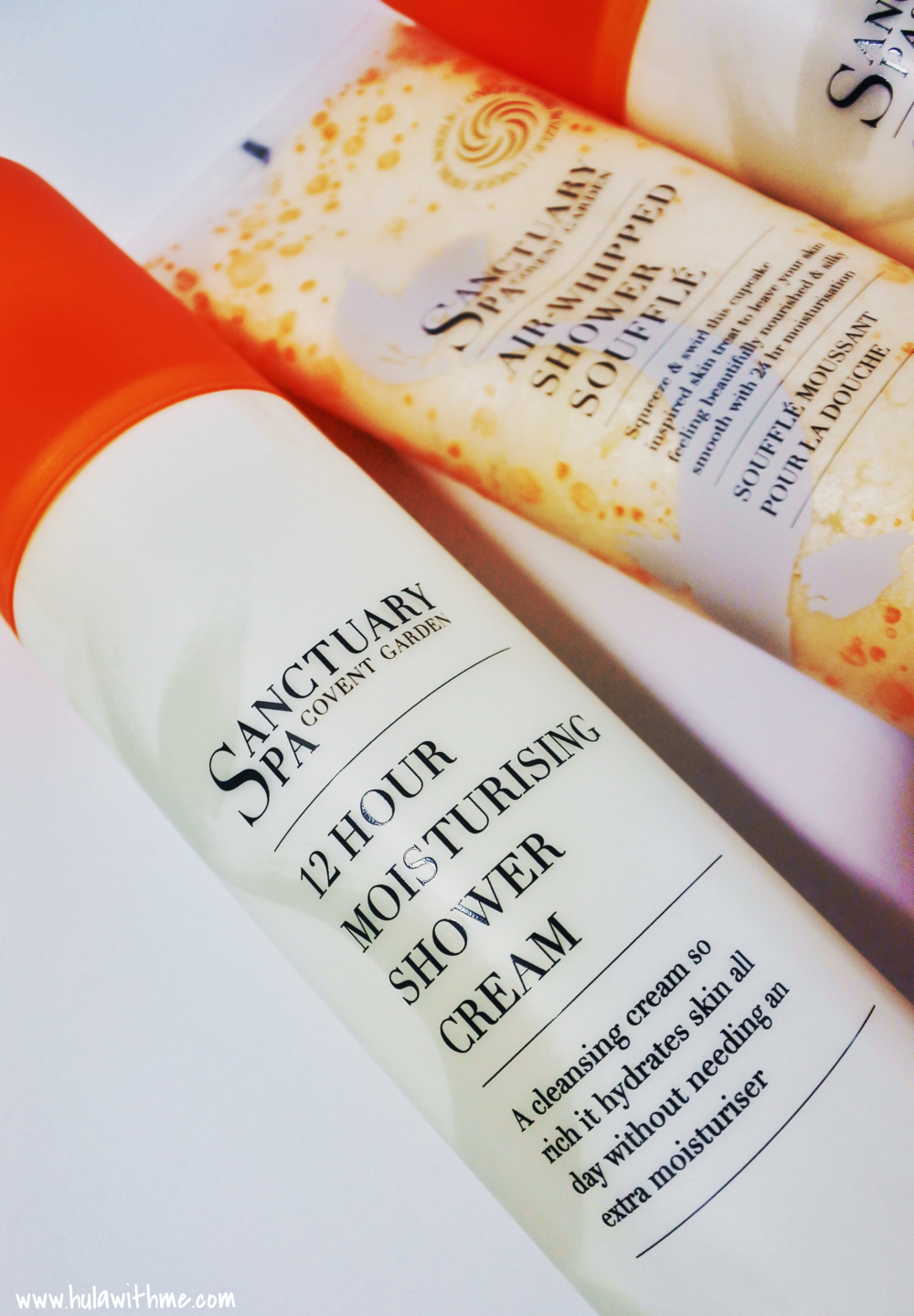 Available at (U.K. Only) -  Sanctuary Spa ,  Boots