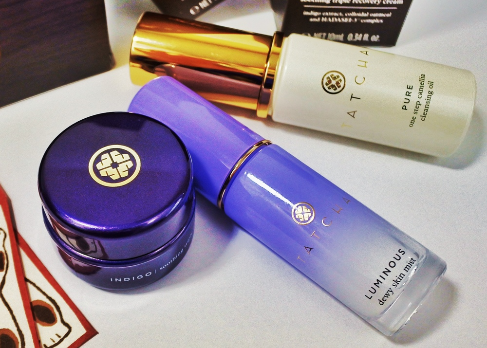 Tatcha Skin Care in Travel Size