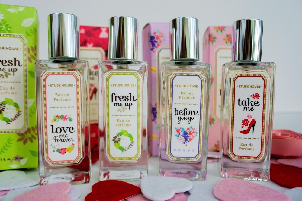 Etude House Eau de Perfume