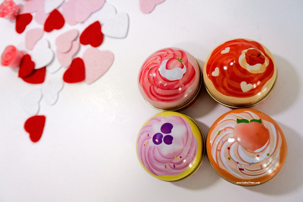 Etude House Sweet Cupcakes All Over Color