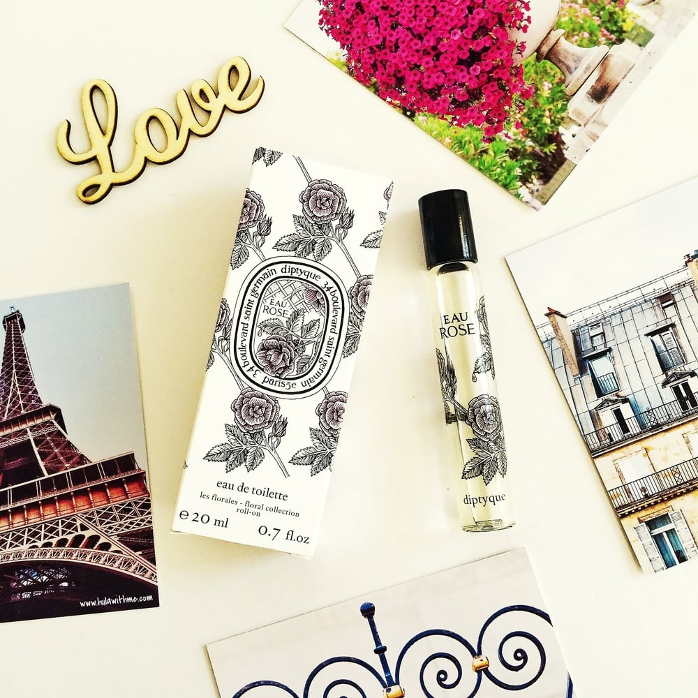 Diptyque Paris Eau Rose Eau de Toilette
