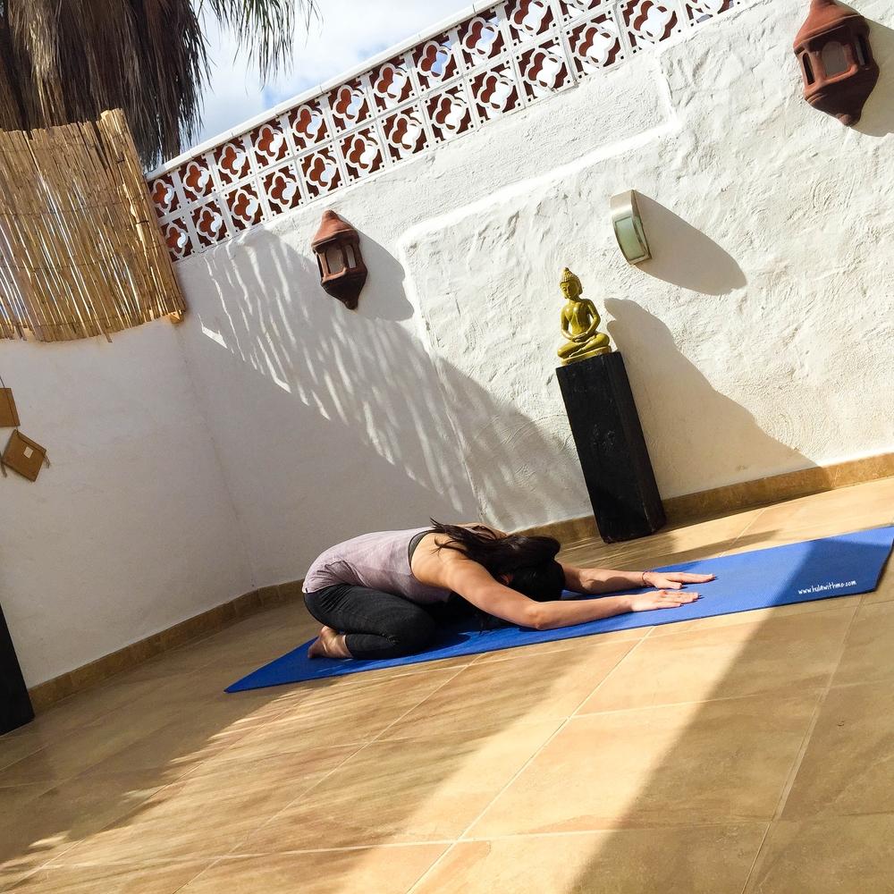 Yoga retreat on Fuerteventura, The Canary Islands