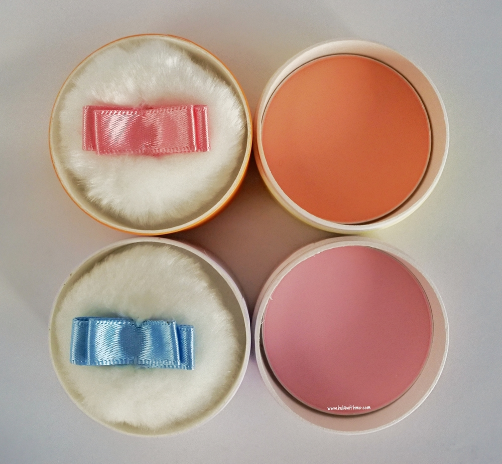 """Lovely-Up Pang Pang Cheek"" Blushes from Beyond Beauty brand."
