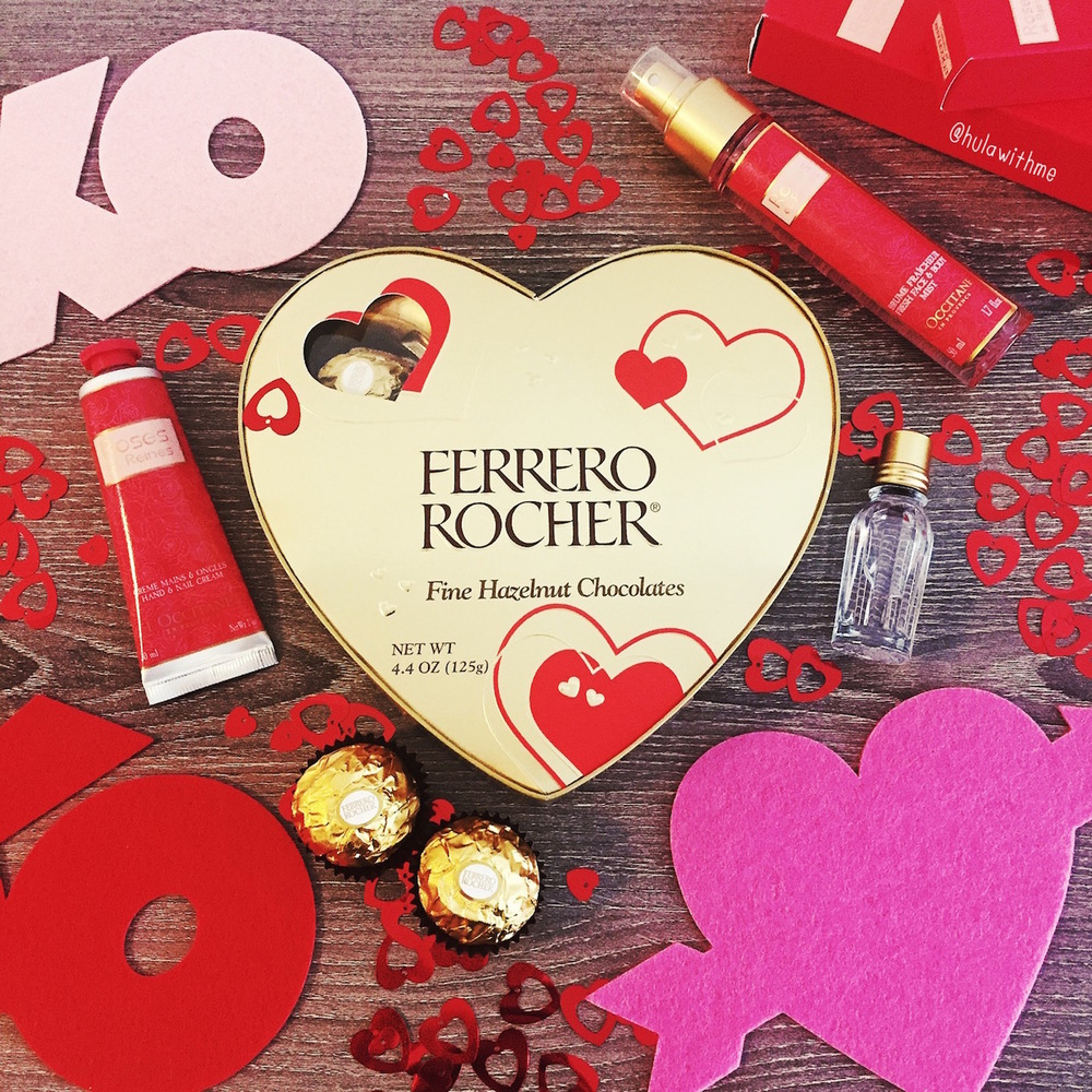 Happy Valentine's Day...May your day be filled with love and warmth (and many pieces of yummy chocolate) from your friends, families, and the one closet to your heart.
