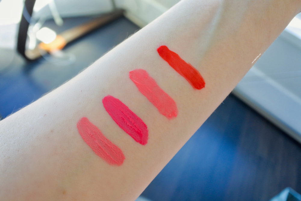 Etude House Spring 2016 Berry Delicious Collection - Color In Liquid Lips
