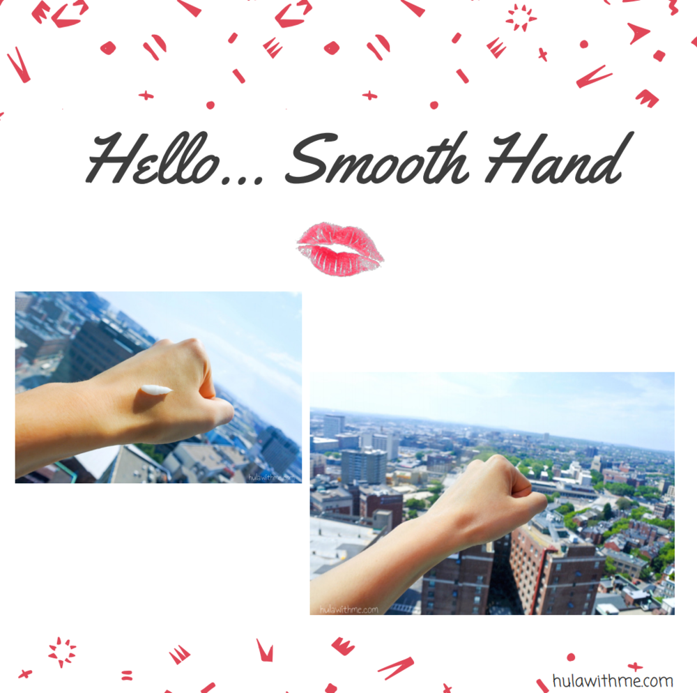 Hello...Smooth Hand // Reviewing Hello Kitty beauty product - Hello Kitty Hand Cream.