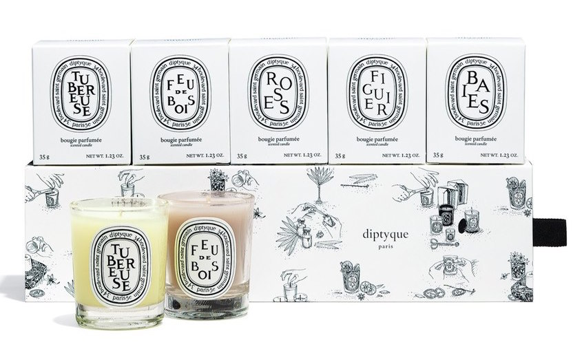 Nordstrom Anniversary Sale Early Access // Diptyque Scented Candle Set (Set of 5 1.2oz Candle)