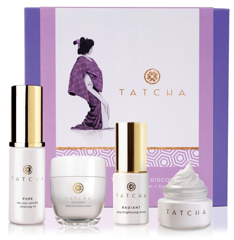 Hula With Me Blog 500 Instagram Followers Celebration Giveaway with a Tatcha Ritual Discovery Kit.