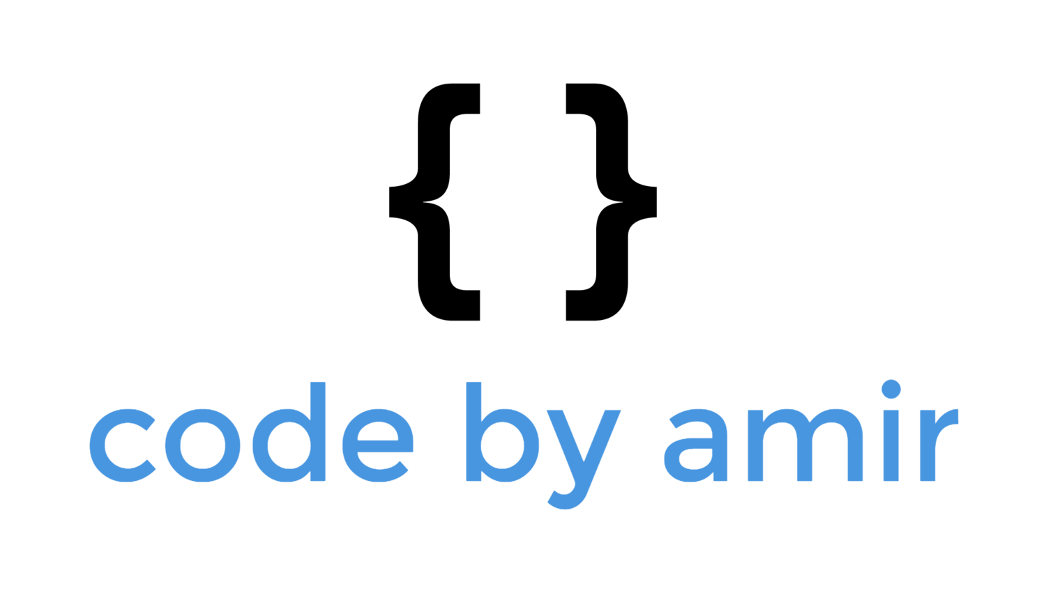 Code by Amir | Amir Boroumand