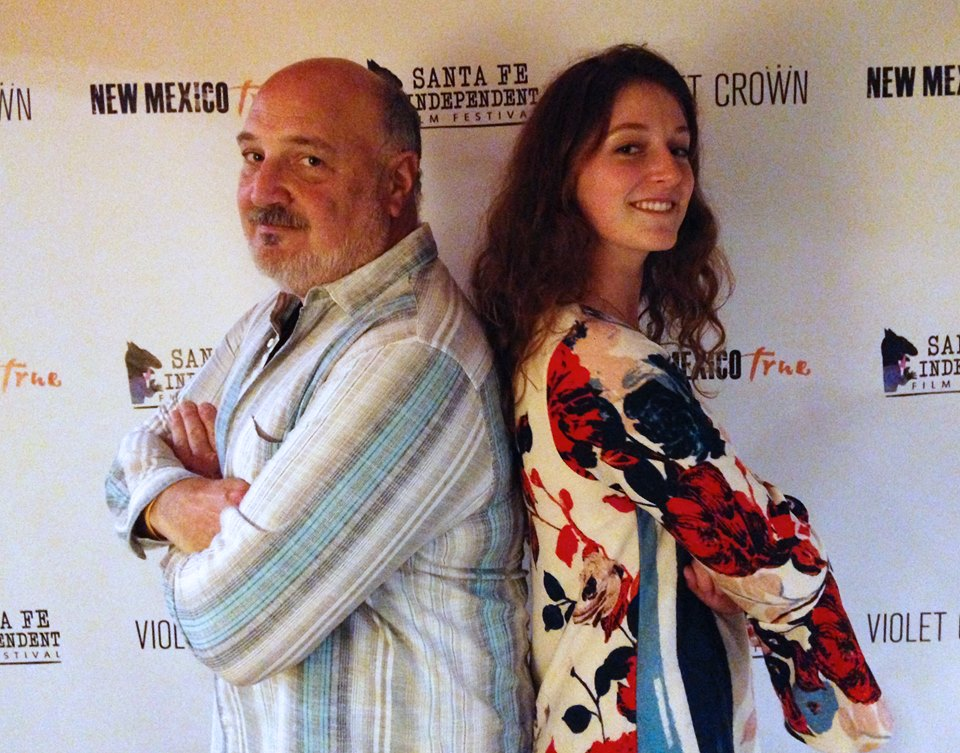 Alan Brewer & Dana Brawer on SFIFF red carpet